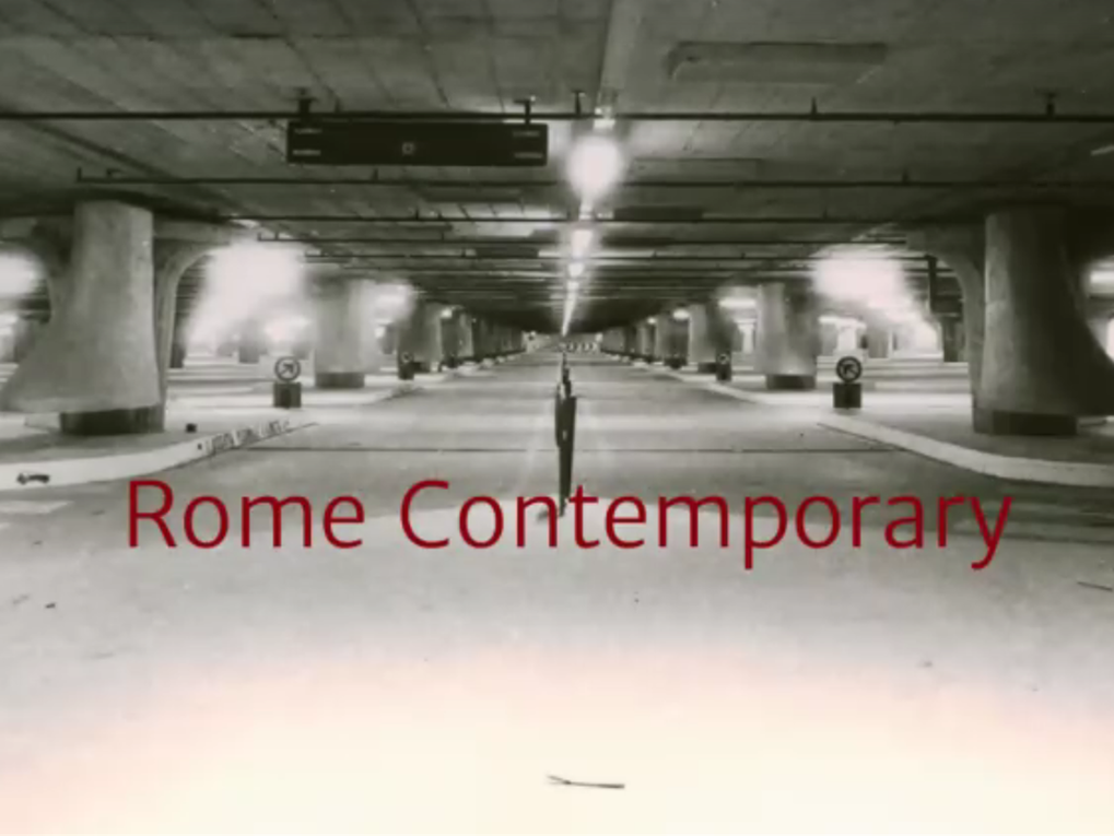 Hertziana Insights - Rome Contemporary