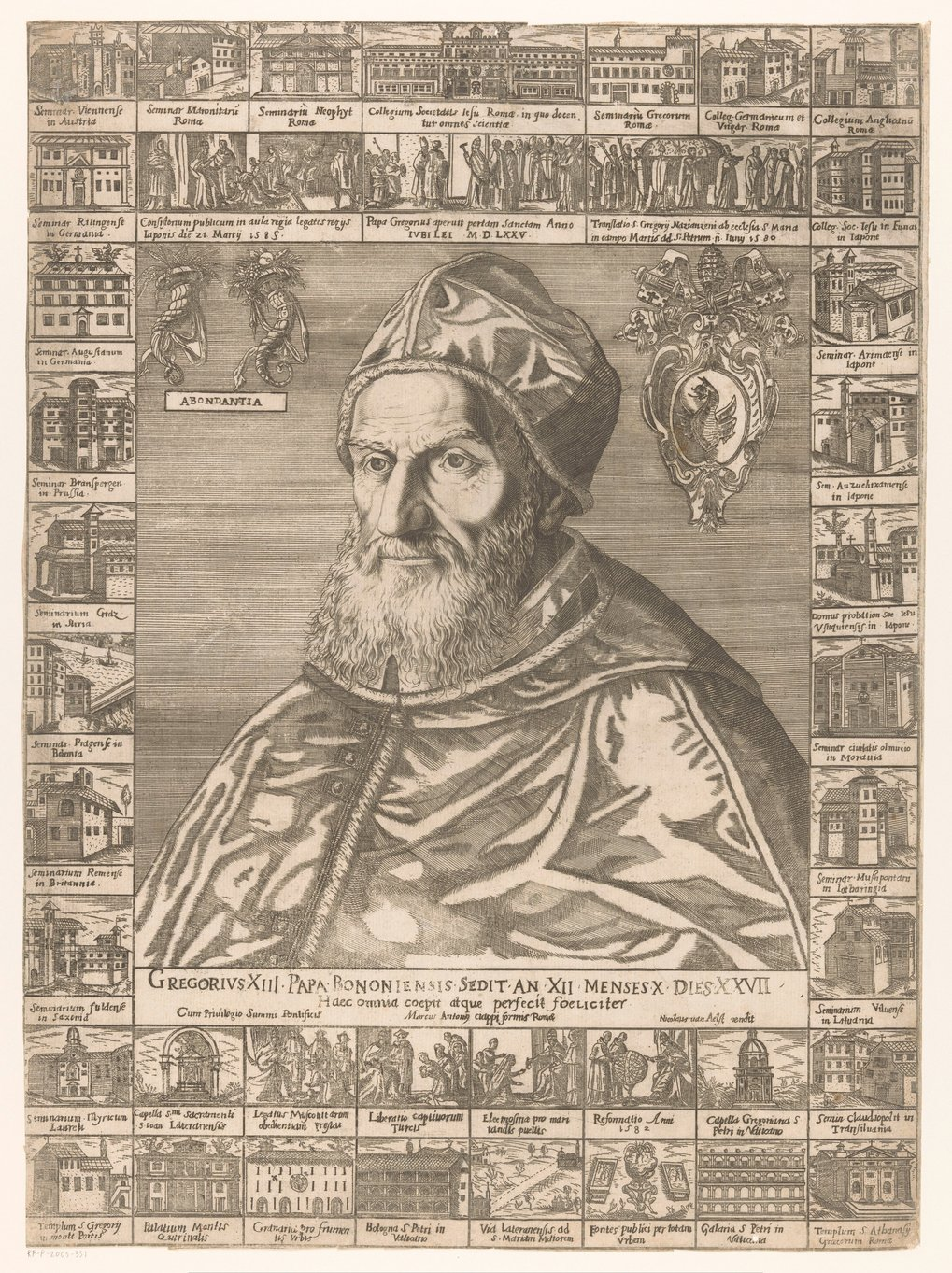 "<p class=""TextJahrbuch"">Gregory XIII and the Foreign Communities in Rome</p>"