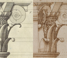Renaissance Architectural Prints and the Cultural Techniques of Copying