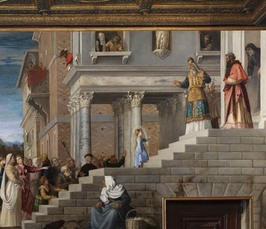 Conceptualising the Picture Plane: Illusionism and Flatness in Titian's Painting