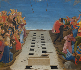 A Space for the Soul: Fra Angelico's <i>Last Judgment</i> for Santa Maria degli Angeli
