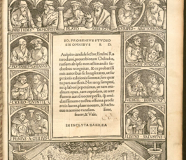 The Layouts of Paratexts in 16th-century Learned Books